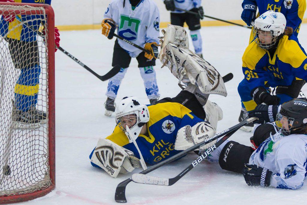 DEBL: KHL Gric Zagreb – MAC Marilyn 1 – 4