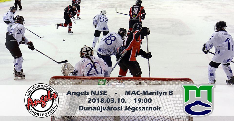 Ob2: Angels NJSE – MAC-Marilyn B 9-3
