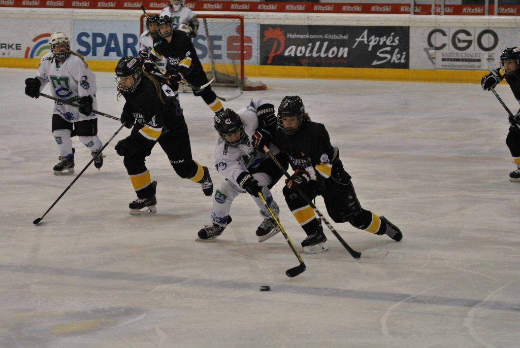 DEBL final four: Óbuda Hockey Academy – MAC-Marilyn 12-0