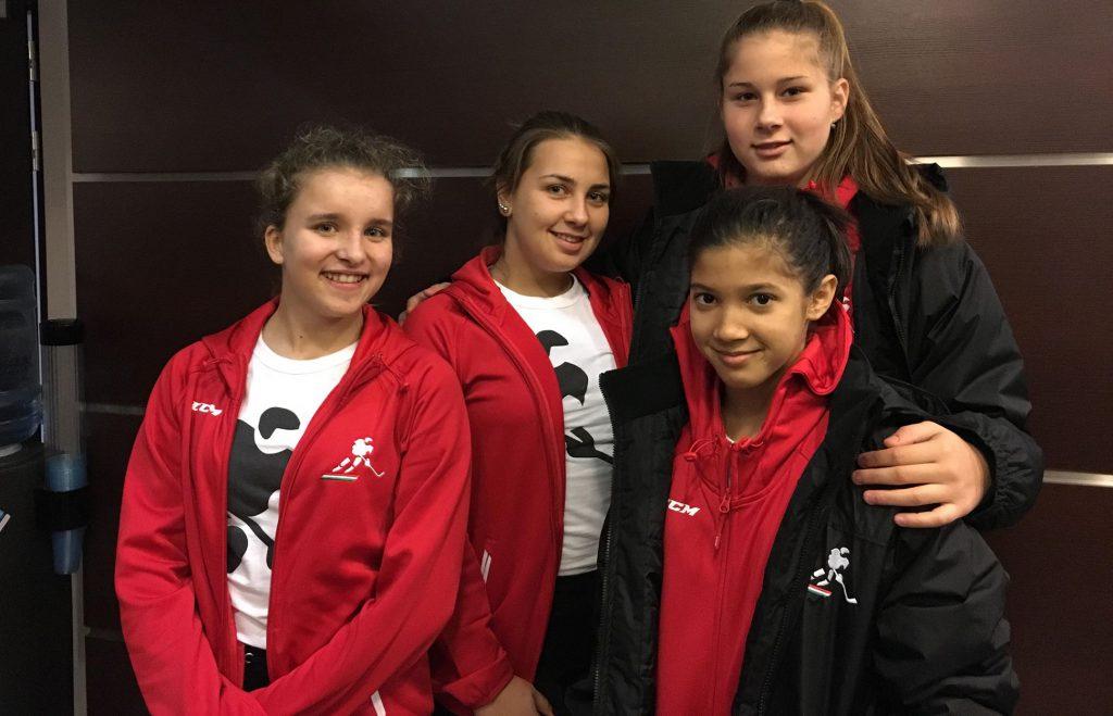 4 játékosunk képviseli csapatunkat az U18-as válogatottban