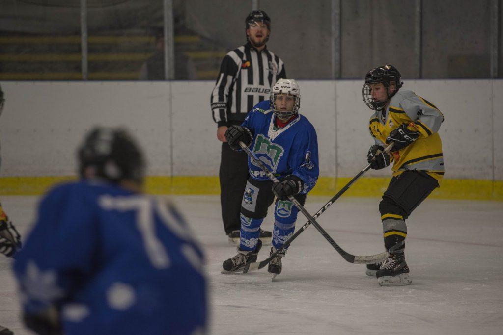 DEBL: SPG Caps Flyers/Highlanders – MAC Marilyn 3:2