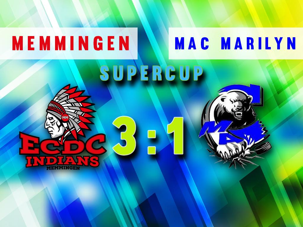 ECDC Memmingen – MAC Marilyn (3:1) | Összefoglaló és értékelés