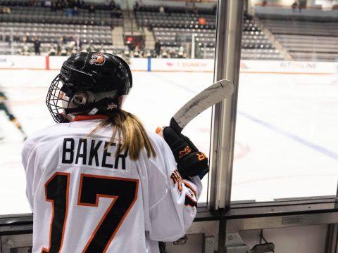 Taylor Baker, avagy a jobbkezes hátvéd bemutatkozása