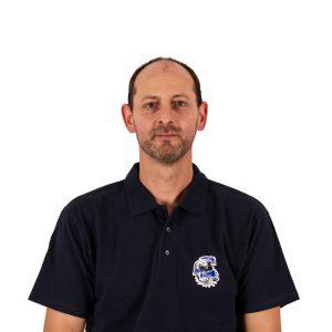 Equipment Manager Keresztes Zsolt